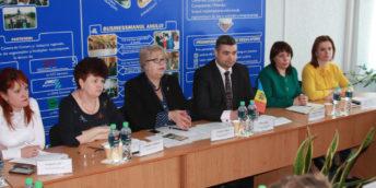 """Proiectului """"Reforma Structurală a Învățământului Profesional Tehnic în Republica Moldova"""""""