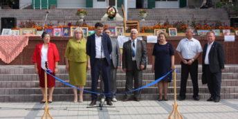 """Expo-tîrgul universal """"Toamna la Rîşcani""""  prilejuit de Hramul oraşului"""