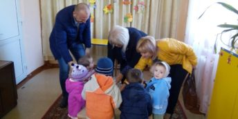 Act de caritate pentru Centrul de plasament temporar şi reabilitare pentru copii din municipiul Bălți