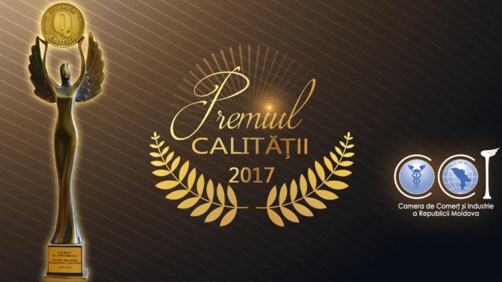 """CCI a RM dă startul înscrierii la concursul """"Premiul pentru realizări în domeniul calității"""""""