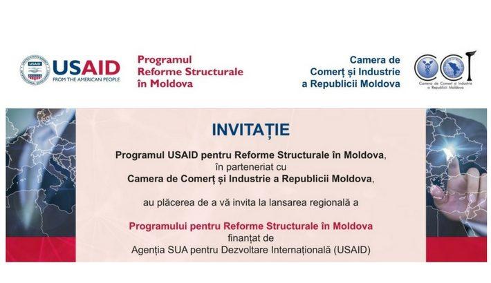 Programul pentru Reforme Structurale în Moldova