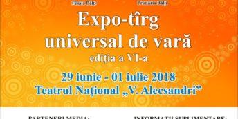 Expo-tîrg universal de vară