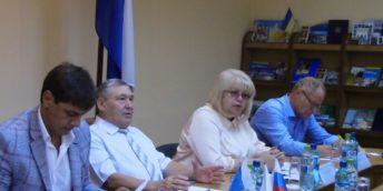 Cooperarea cu regiunea Nijegorodsk