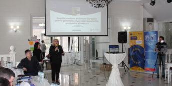 """""""DCFTA INFO BUSINESS: Întreabă expertul 2"""" –  continuitate în beneficiul mediului de afaceri  din regiunea Bălți"""