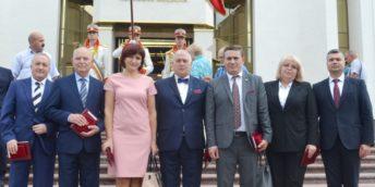 Colaboratorii CCI a RM au primit distincții de stat