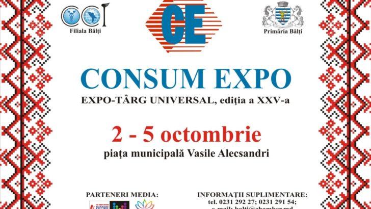 Expo-târg universal Consum Expo, ediția a XXV-a