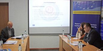 Suport pentru infrastructura calității în contextul DCFTA  în Republica Moldova