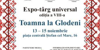 Expo-târg universal Toamna la Glodeni, ediția a VIII-a