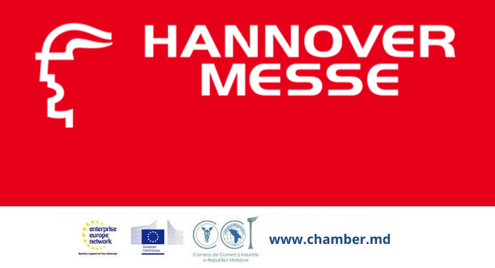 Participă la cea mai importantă expoziție Hannover Messse, Germania!
