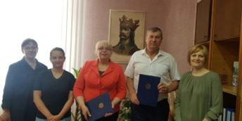 Instituţia de Învăţămînt Colegiul Agroindustrial din Rîșcani și Filiala Bălți a Camerei de Comerţ şi Industrie a Republicii Moldova au semnat un Acord de colaborare